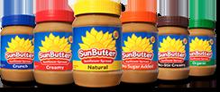 sunButter product images