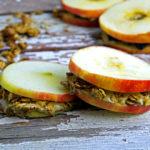 Apple Sandwich peanut free
