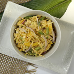 Peanut free asian salad recipe for Spicy SunButter Slaw