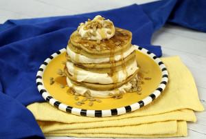 SunButter Pancake Recipe