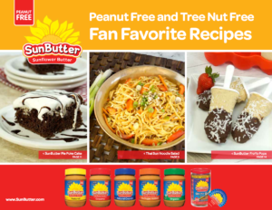 SunButter Fan Favorite Recipe Book