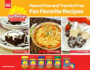 SunButter Fan Favorite Recipe Book