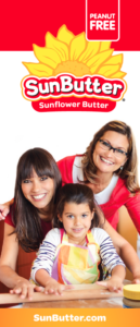 SunButter Allergy Info Brochure