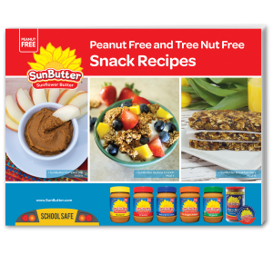 SunButter Snack Recipe Book