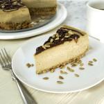 SunButter cheesecake