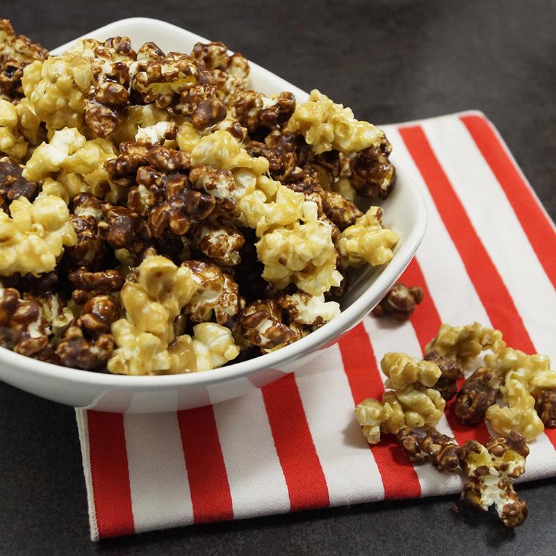 SunButter Popcorn
