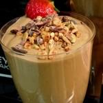 Chocolate Mint Mousse Smoothie - Teri Gentes
