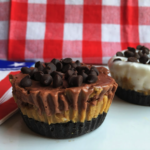 Chocolate Cookie SunButter Ice Cream Cupcakes - Kathryn Martin