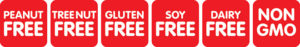 SunButter Allergy Free icons