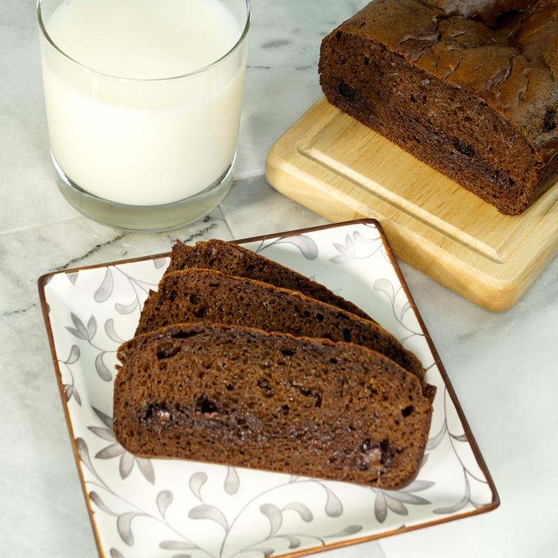 Chocolate Breakfast Bread