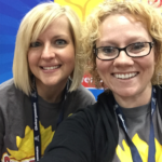 Keeley and Cindy - #SeedtoSunButter