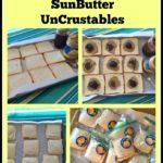 Rachel Hayden, Mom vs. Food Allergy - SunButter UnCrustables