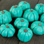Teal Pumpkin Bites
