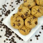 Coffeehouse Caramel Dark Chocolate Latte SunButter Cookies