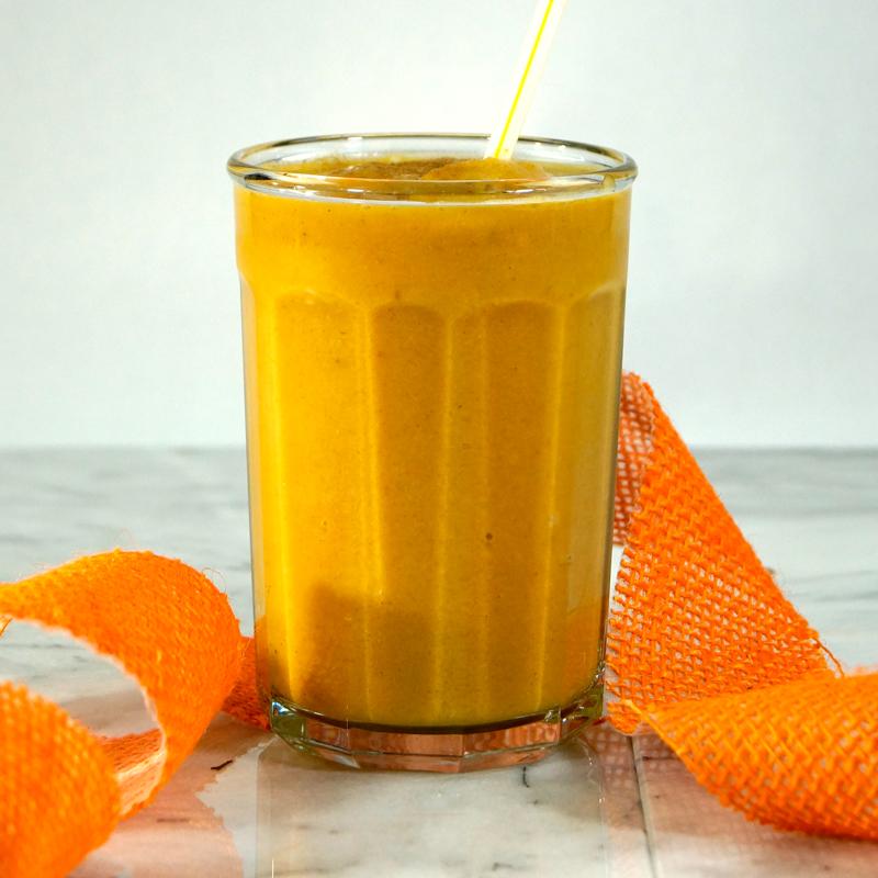 SunButter Pumpkin Protein Shake