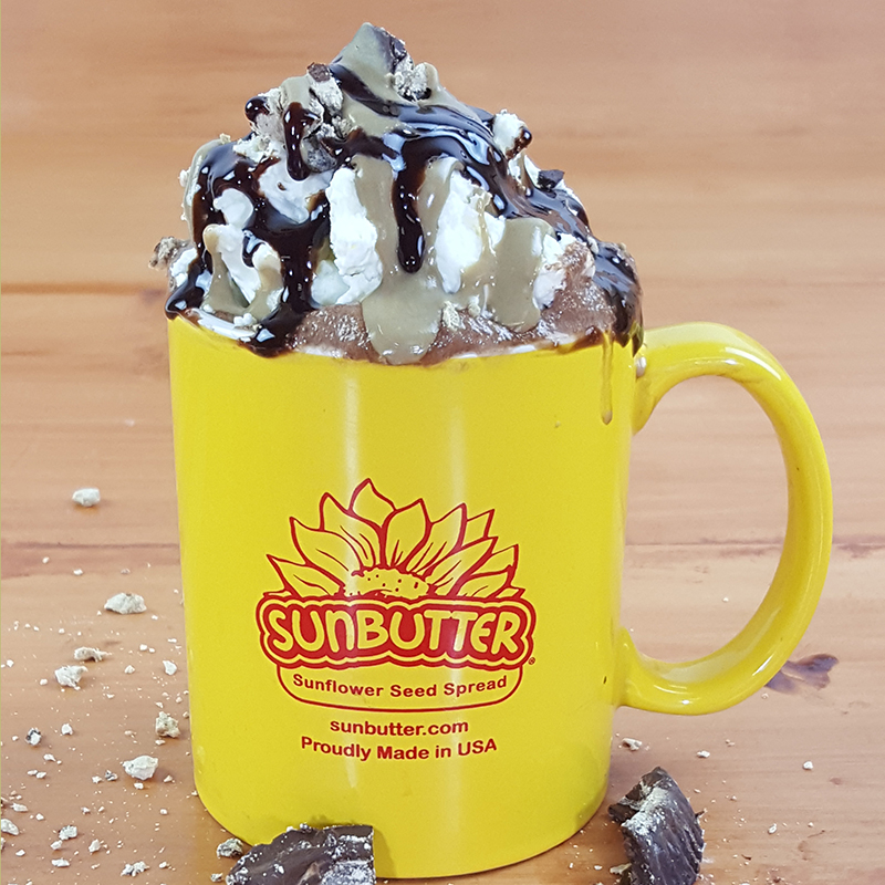 SunButter Hot Chocolate