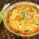 Thai SunButter Noodle Salad