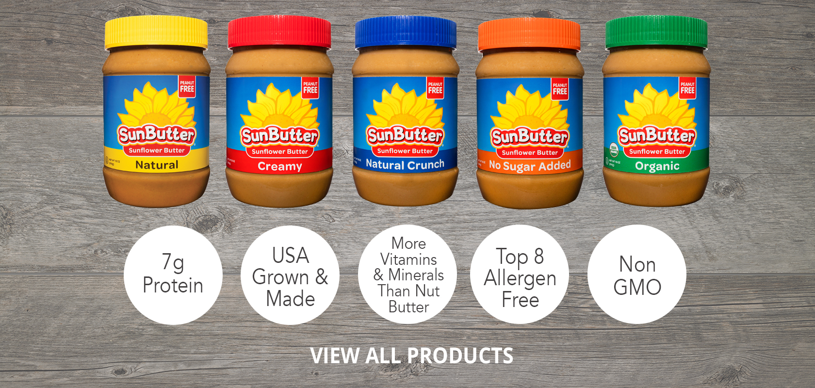 SunButter Products