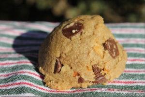 SunButter Doughtzel Ball Cookie