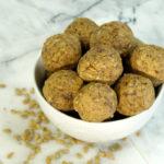 Healthy Chocolate Chip Energy Balls