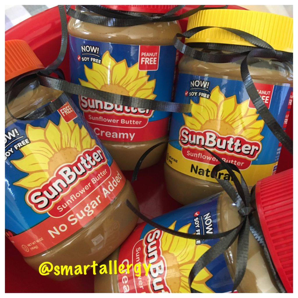 SunButter for Food Allergies and Camps
