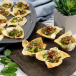 SunButter Asian Chicken Salad Cups