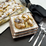 SunButter And Jelly Bread Pudding