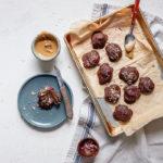 SunButter Salted Chocolate Turtles