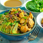 Buddha Bowl With SunButter Thai Sauce