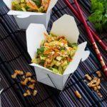 Gluten Free, Nut Free Chinese Chicken Salad