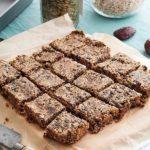 Gluten Free Seed & Fruit Bars
