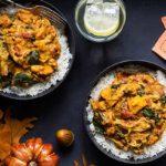 Gluten Free Turkey Curry