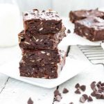 Gluten and Grain Free SunButter Fruit and Seed Brownies