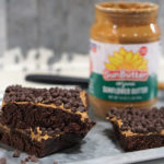 chocolate brownies sunbutter